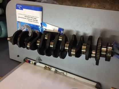 Проект Bmw е30 м50 2.8 Turbo 500+ (2015-2017)