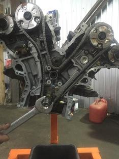 Ремонт двигателя Lexus GS