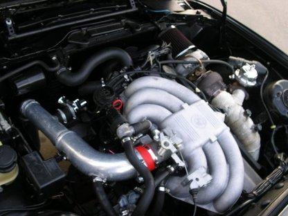 Проект Bmw E30 327Turbo (362л.с. 558Hm) (2007-2009год)