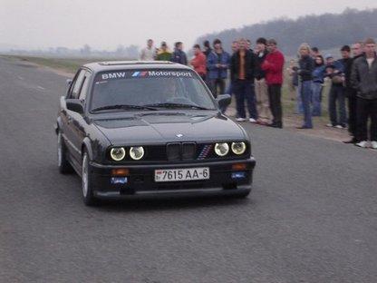 Проект BMW E30 320Turbo (2005-2006год)