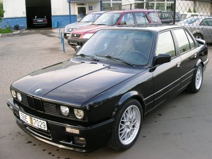 Проект Bmw E30 327Turbo (362л.с. 558Hm) (2007-2009год)
